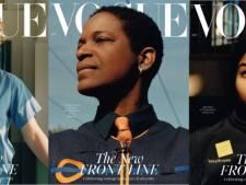 """Trois femmes """"ordinaires"""" en couverture de Vogue"""