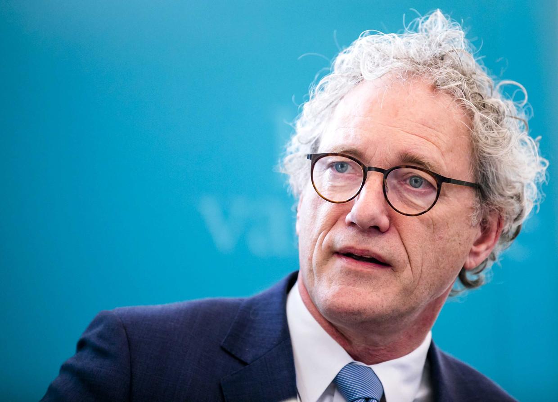 Thom de Graaf beleeft dinsdag zijn eerste Prinsjesdag als vicepresident van de Raad van State.