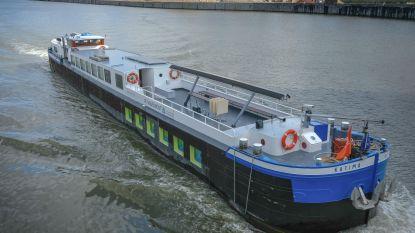 Milieuboot tussen Antwerpen en Wijnegem: inwoners van Brecht kunnen meevaren