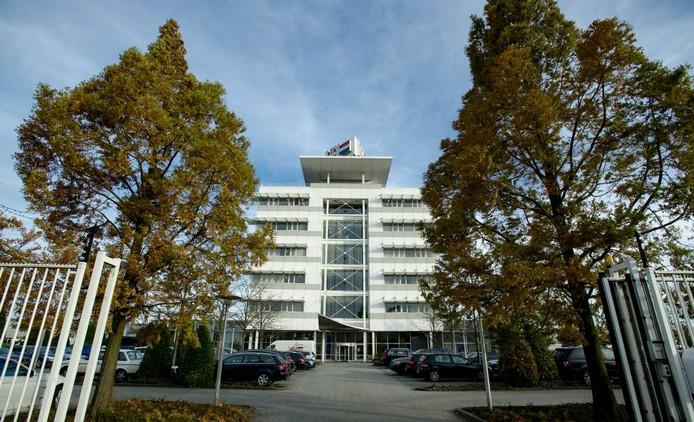 Het hoofdkantoor van de VDL Groep in Eindhoven.