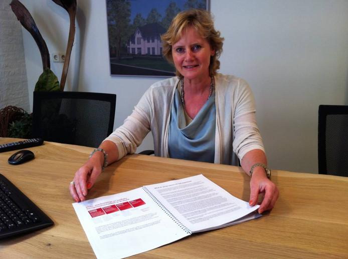 Ingeborg Verschuuren is verheugd dat Nederland volgend jaar het Europees Plattelands Parlement mag organiseren.