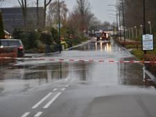 Waterleidingbreuk: 'We hebben geen water, inderdaad. Er zijn ergere dingen'