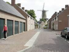Stadsmolen in Hulst krijgt een nieuw dak