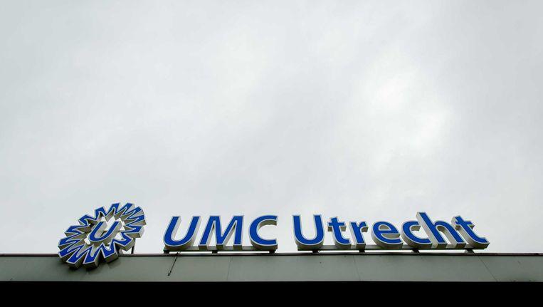 De gevel van het UMC Utrecht. De foto is uit 2014. Beeld anp