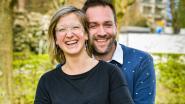 Victor uit 'Blind Getrouwd' verlaat 'zijn' Arendonk en woont nu samen met Line in Lier
