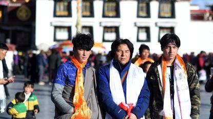 Brand in 1.300 jaar oude heilige Tibetaanse Jokhang-tempel