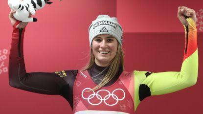 Vandaag op de Winterspelen: Geisenberger pakt goud in het rodelen - Klæbo en Nilsson juichen in het langlaufen