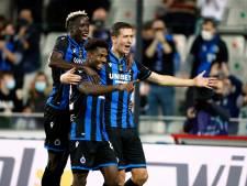 Devant ses fans, le Club de Bruges confirme l'embellie