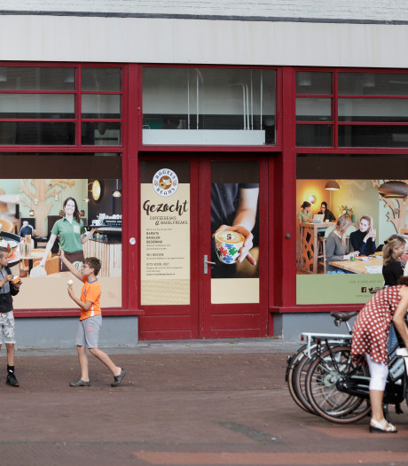 Zutphense vestiging Bagels & Beans staat nog steeds leeg, maar 'is nog niet van de baan'