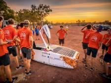 Zieuwentse student spil in Australische solarrace