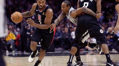 Ongenaakbare Leonard gidst LA Clippers voorbij San Antonio