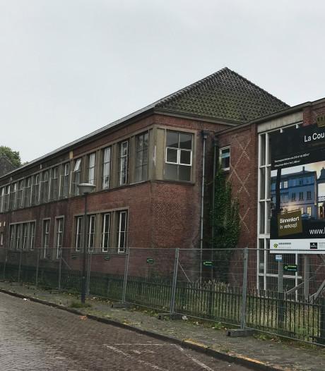 Voormalige huishoudschool Irenelaan Vught ten prooi aan slopershamer