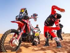 Klassementsleider Cornejo boekt eerste dagzege in Dakar Rally