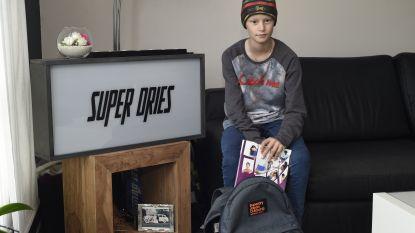 'SuperDries' wordt zaterdag begraven