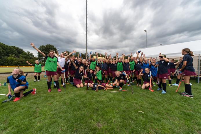 Jumbo hockey- en voetbaldagen in Oirschot