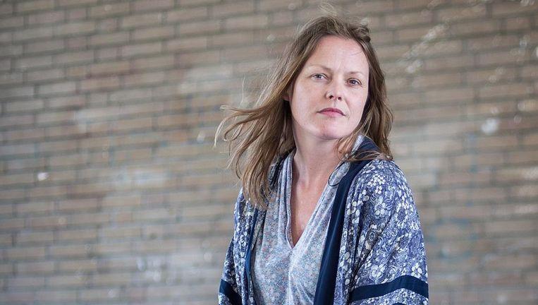 Winnie Terra, voorzitter van de Huurdersvereniging Amsterdam. Beeld Mats van Soolingen