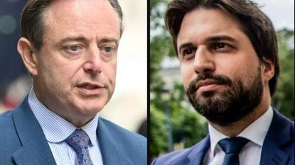 """De Wever en Bouchez reageren op Vivaldi-coalitie: """"Het verdriet van Vlaanderen? Daar had je vroeger aan kunnen denken"""""""