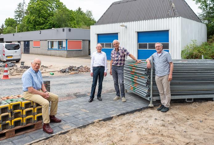 Omwonenden zijn tegen huidige nieuwbouwplannen van De Heerderhof.