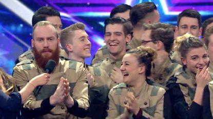 Twee Golden Buzzers door naar grote finale van 'Belgium's Got Talent'