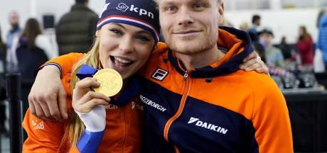 Leerdam en Verweij gaan verder in eigen schaatsteam
