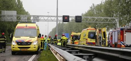 Twee doden bij auto-ongeluk Oosterhout: 1400 euro boete