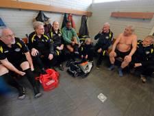 Bij Walking Football Twenterand is trainer Bernd Bove de jongste
