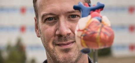 In zijn tweede leven wil Rogier Veltrop zieke harten repareren: 'Ik had al een plekje uitgezocht, dichtbij het graf van mijn moeder'