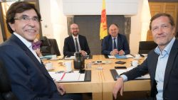 Wallonië lijkt op weg naar paars-groene regering: MR uitgenodigd voor verkennend gesprek