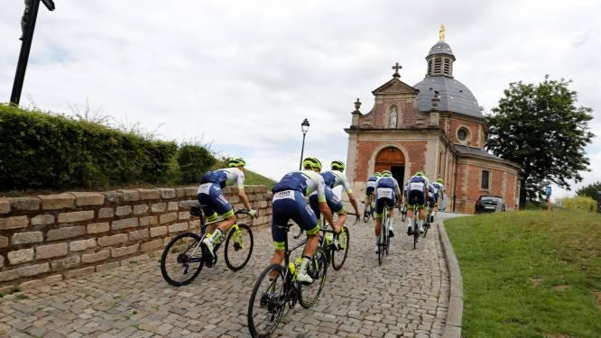 Toeschouwers Ronde Van Vlaanderen moeten mondmasker dragen