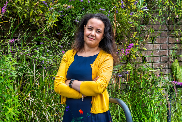 Aziza Aachiche heeft het concept van Carebnb bedacht.