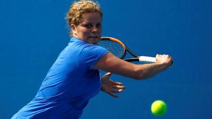 Kim Clijsters bevestigt deelname aan World Team Tennis halverwege juli