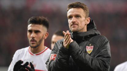 FT buitenland. Drama bij Stuttgart: vader van aanvoerder Gentner overlijdt in stadion