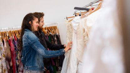 Steeds meer bruiden verkopen hun trouwjurk