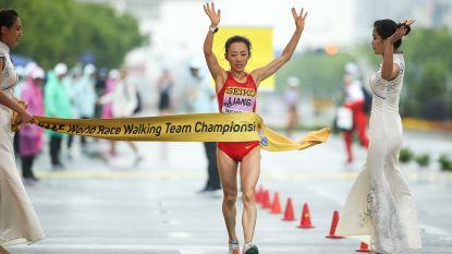 Chinese Liang Rui verpulvert wereldrecord snelwandelen
