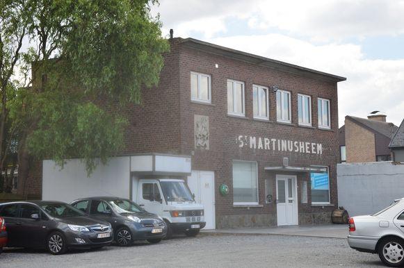 De tocht start aan het Sint-Martinusheem in Kerksken.