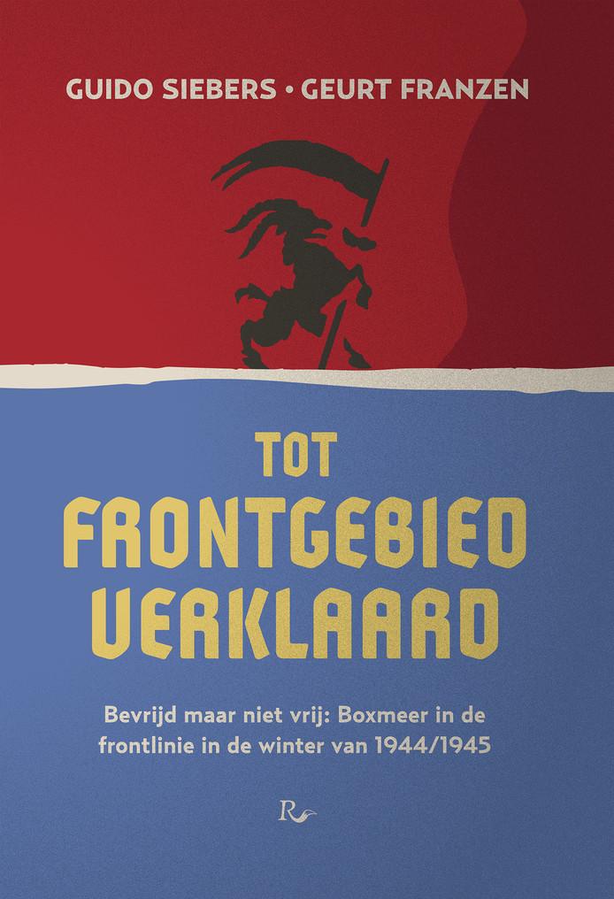 Cover van boek 'Tot Frontgebied Verklaard'