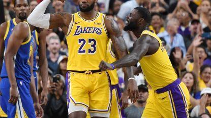 Vannacht begint het NBA-seizoen: leidt LeBron James de Lakers naar nieuwe triomfen?