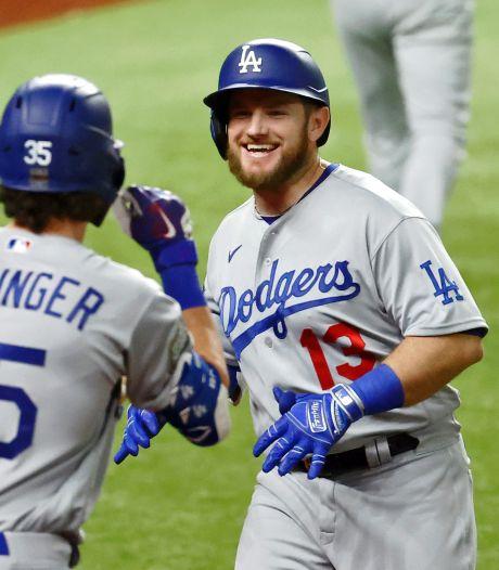 LA Dodgers van Kenley Jansen nog één zege verwijderd van winst World Series