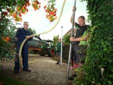 Razend populair: de privé-waterpomp in de tuin