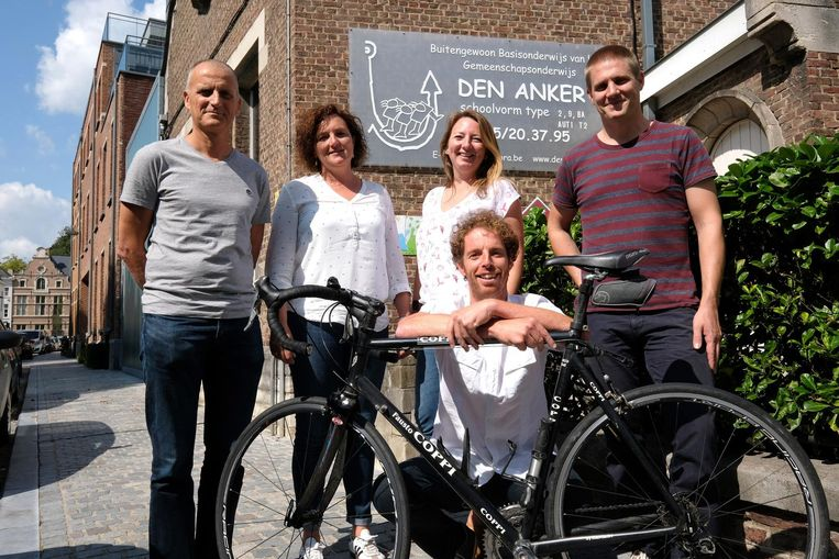 Het team van Den Anker hoopt minstens 25.000 euro op te halen met het benefiet.