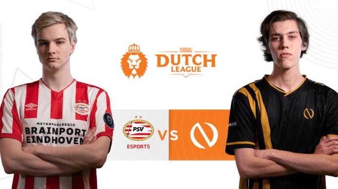 PSV Esports verdedigt zijn ongeslagen status in de Dutch League vanavond onder andere tegen Dynasty.