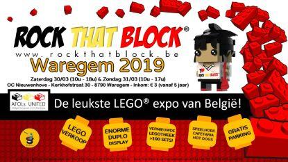 'Leukste Lego-expo van België' in Waregem zet ook Duplo in de kijker