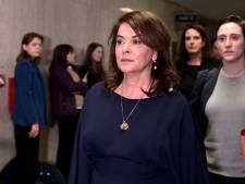Sopranos-actrice Sciorra getuigt in zaak-Weinstein: 'Het was walgelijk'