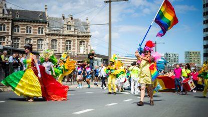 """In het spoor van de Antwerp Pride Parade. Koos (74): """"En óf het nog nodig is"""""""