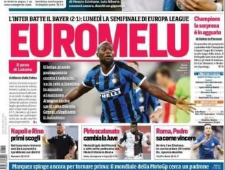 """Recordman 'EuRomelu' is koning van de Europa League: """"Zo hebben we Lukaku nog nooit gezien!"""""""