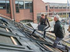 Discussie over panelen in binnenstad Harderwijk op komst