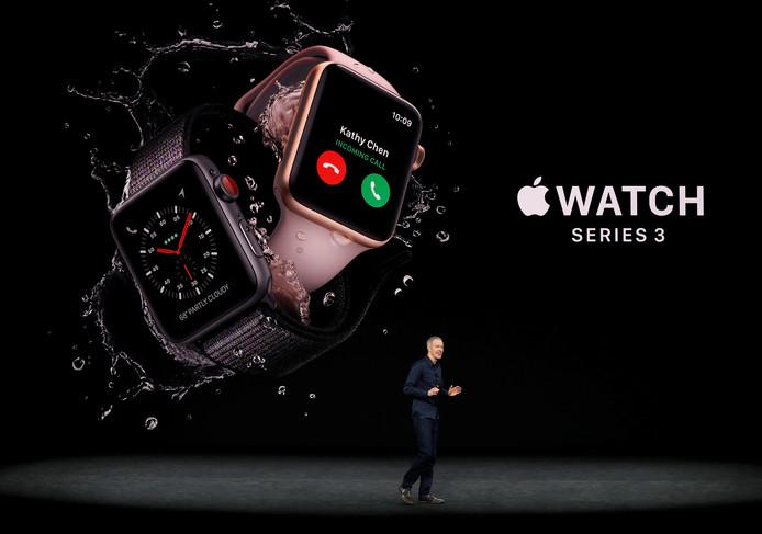 De Apple Watch is nu ook zonder telefoon te gebruiken.