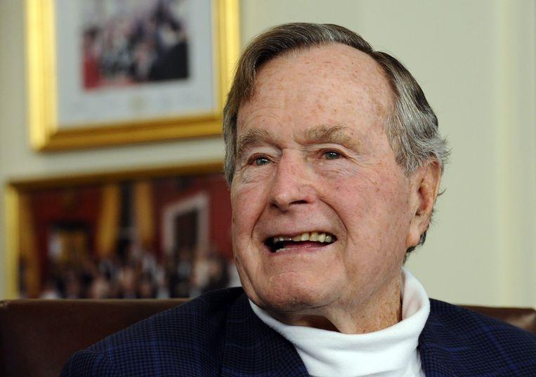 George H.W. Bush Beeld null
