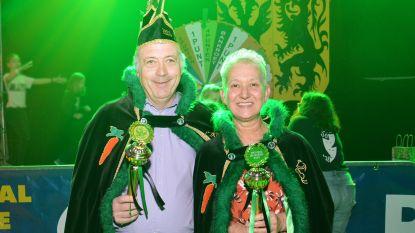 Hans en Dorothy vormen nieuw seniorenprinsenpaar
