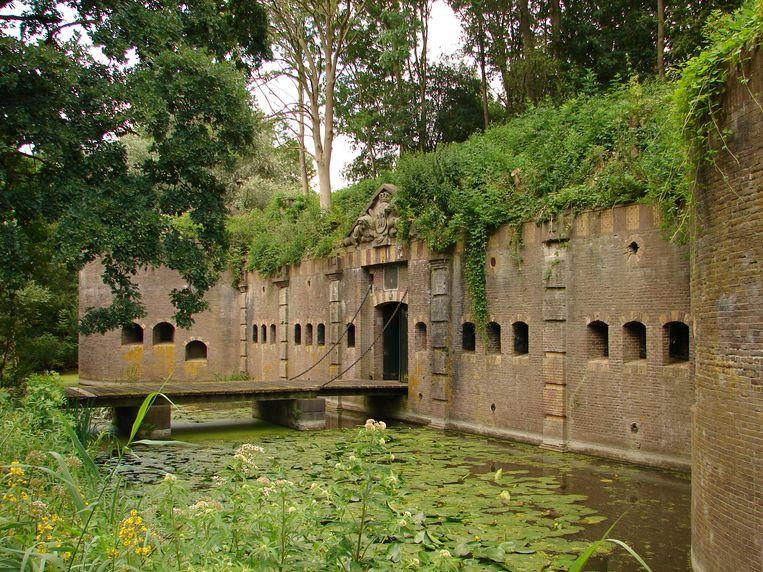 Fort Rhijnauwen Beeld wikipedia